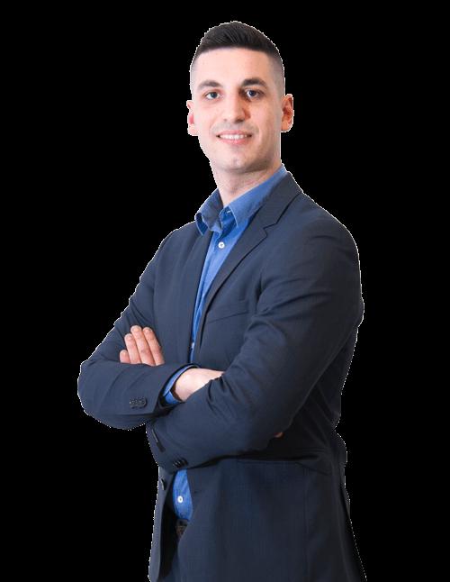 Agenzia Immobiliare Blu Group Carpi - Agente Immobiliare - Matteo Santachiara