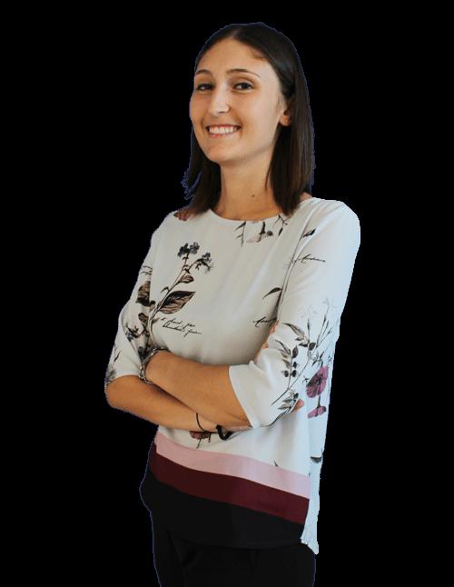 Agenzia Immobiliare Blu Group Carpi - Receptionist - Anna Gatti