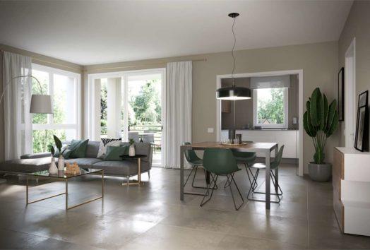 Blu Group Immobiliare - Carpi (MO) - Attico